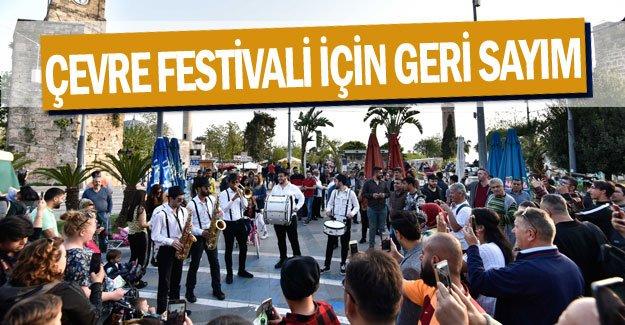 Çevre Festivali için geri sayım