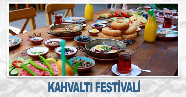 Kahvaltı festivali