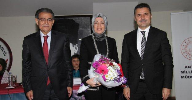 'Mustafa Kutlu' paneli düzenlendi