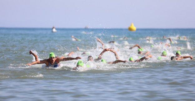 Oceanman Yarışları Alanya'da yapılacak