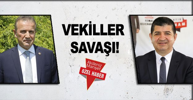VEKİLLER SAVAŞI!