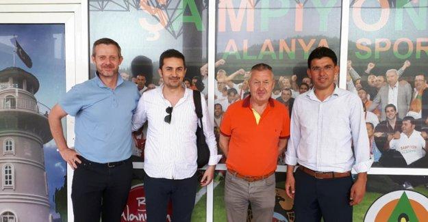 Alanyaspor'a UEFA denetimi