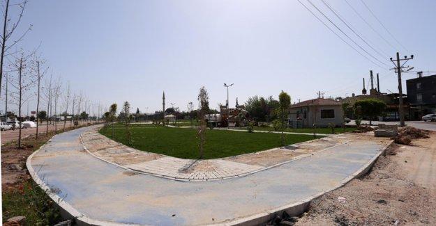 Altınova'ya semt spor sahası