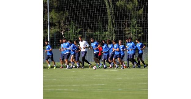 Antalya'da veda maçı