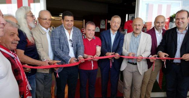 Antalyaspor Store açıldı