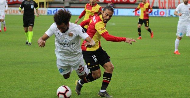 Antalyaspor'da hedef 5'incilik