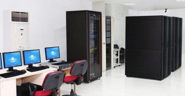 AÜ'ye iki veri merkezi