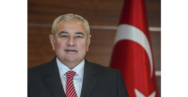 Başkan Çetin'in 19 Mayıs mesajı
