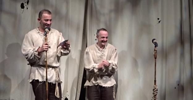 'Bir Baba Hamlet'  sahnelenecek