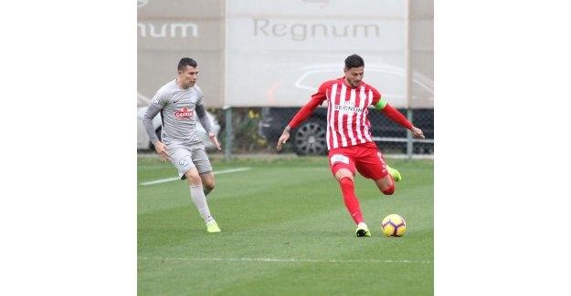 Diego 2 yıl daha Antalyaspor'da