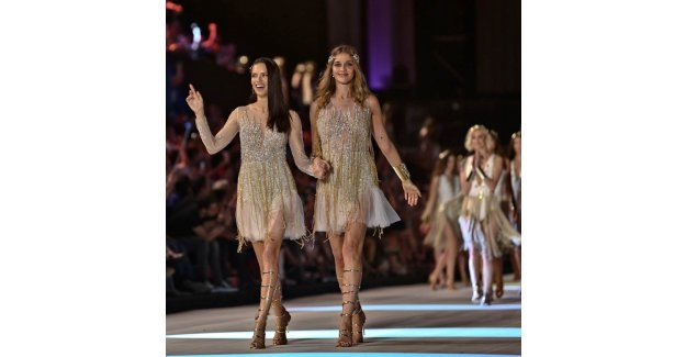 Dünyaca ünlü model Antalya'ya geliyor