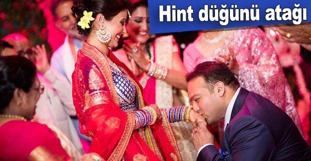 Hint düğünü atağı