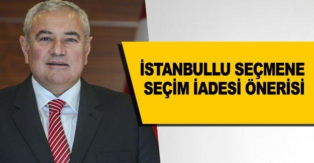 İstanbullu seçmene seçim iadesi önerisi