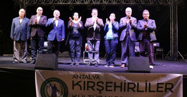 Kırşehirliler rüzgarı esti
