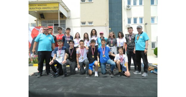 Muratpaşa Anadolu Lisesi'nde festival