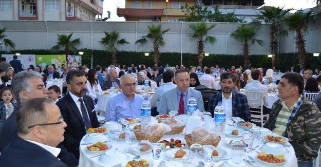MÜSİAD'dan iftar