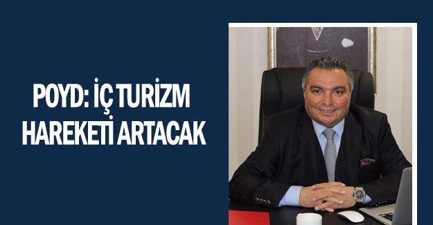 POYD: İç turizm hareketi artacak