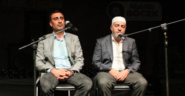 Ramazan konserleri iki gün iptal