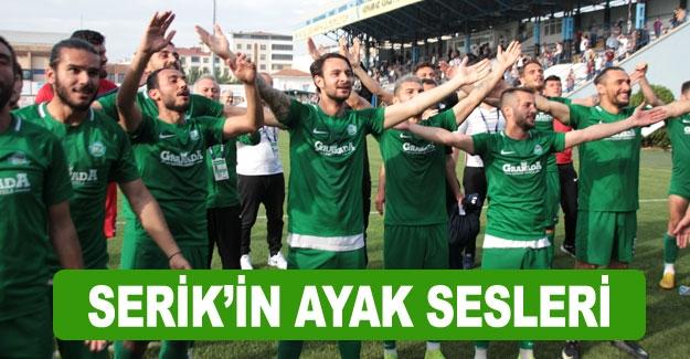 SERİK'İN AYAK SESLERİ