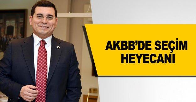 AKBB'de seçim heyecanı