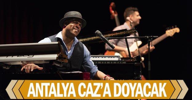 Antalya Caz'a doyacak