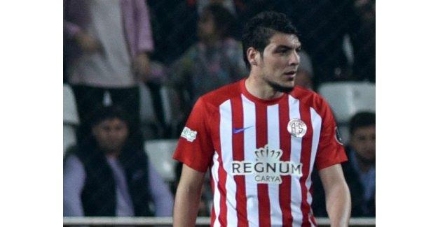 Antalyaspor'da Salih 'Dursun'