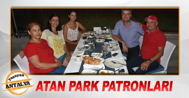 Atan Park patronları