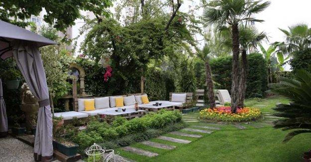 Bahçe ve balkon güzellerine ödül
