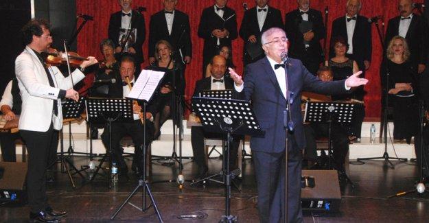 'Bir Hayalim Var' konseri