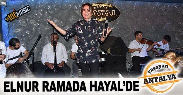 Elnur Ramada Hayal'de