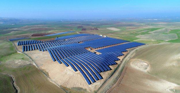 Güneş enerji santrali kuracak