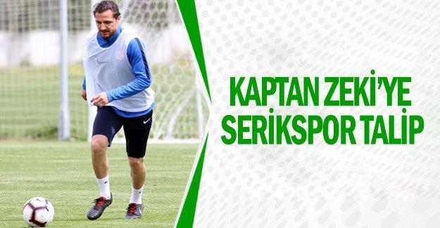 KAPTAN ZEKİ'YE SERİKSPOR TALİP