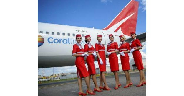 Rusya'dan Antalya'ya 'business class' uçuş