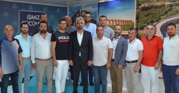 Serikspor'da görev dağılımı