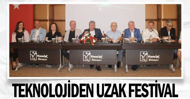 Teknolojiden uzak festival