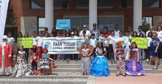 TURMEPA'dan Dünya Çevre Günü etkinliği