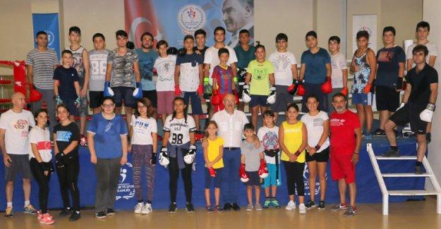 'Yaz Spor Okulları' başlıyor