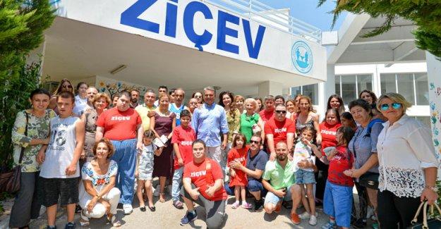 Başkan Uysal'dan ZİÇEV'e ziyaret