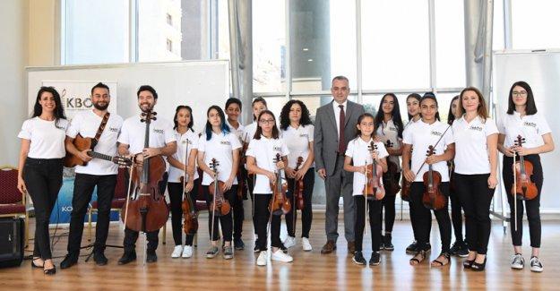 Konyaaltı'ndan Oda Orkestrası