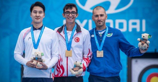 Mete Gazoz'dan çifte şampiyonluk