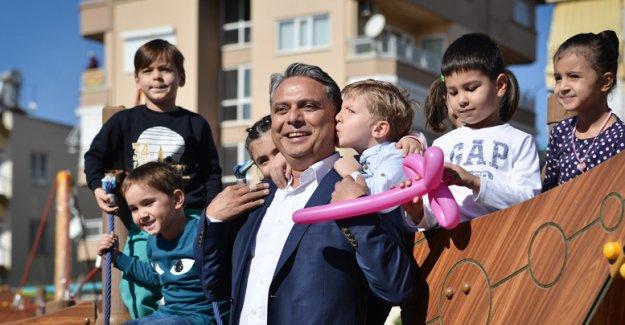 Muratpaşa'ya Çocuk Meclisi
