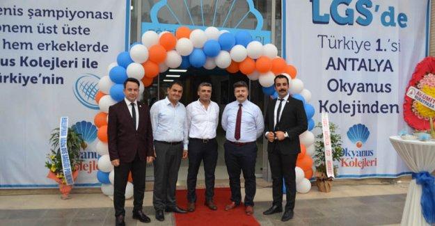 Okyanus'tan Antalya'ya 2'nci kampüs