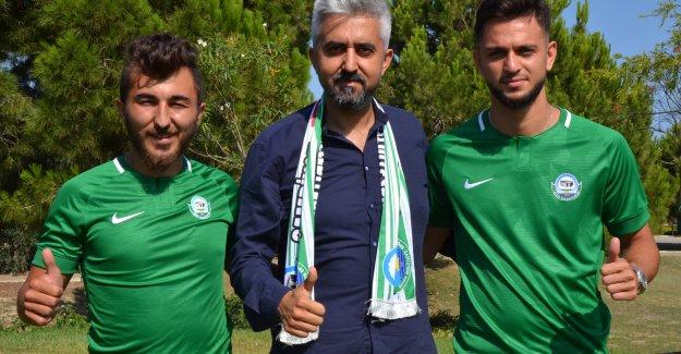 Serik Belediyespor 4 transfer