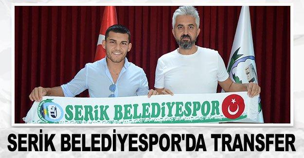 Serik Belediyespor'da transfer