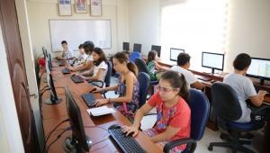 AKBEM'de kodlama eğitimi