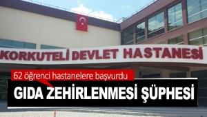 Antalya'da gıda zehirlenmesi şüphesi