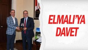 ELMALI'YA DAVET