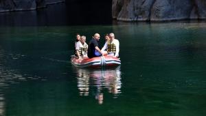 Kapuz Kanyonu turizme açılacak