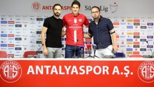 Leschuk Antalyaspor'da