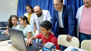 Muratpaşa'da yeni nesil eğitim sistemi